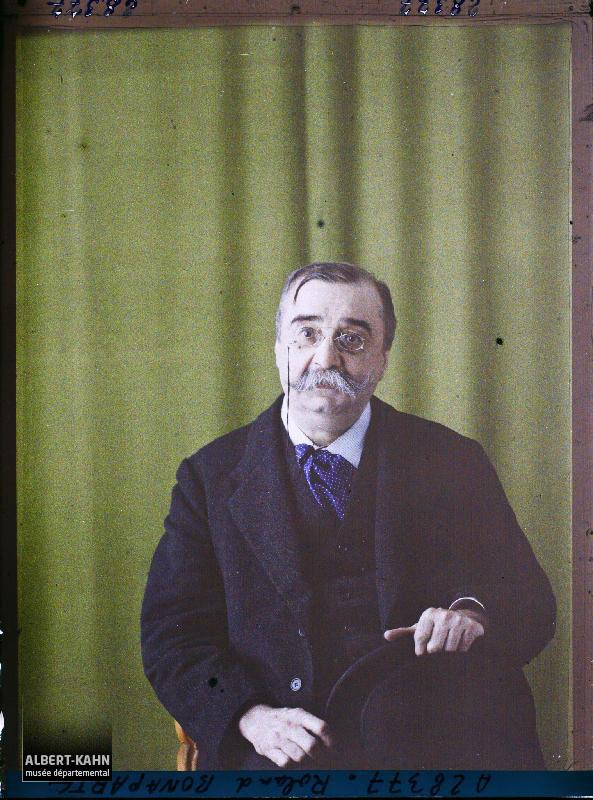 France, Boulogne, Portraits, Prince Roland Bonaparte